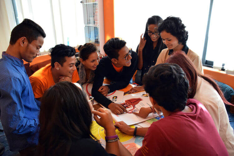 Nepal Youths Make Sexual Health Services More Accessible