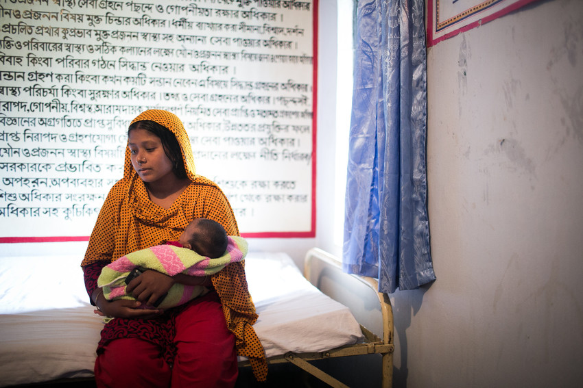 Youth Are Helping To Change The Birth Story Around The World